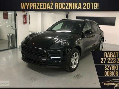 używany Porsche Macan 2.0 (245KM) | + Panorama + Asystent parkowania + BOSE + PDLS + Keyle, Chorzów