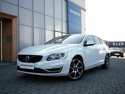 używany Volvo V60 D4 Drive-E Ocean Race aut