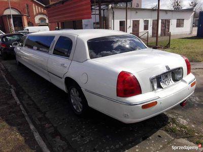 używany Lincoln Town Car Limuzyna 8.5m 2002