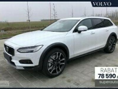 używany Volvo V90 CC Cross Country PRO B5 D (235+14KM) Pro | Pakiet Lounge
