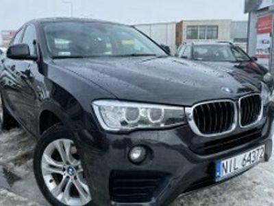używany BMW X4 I [F26]