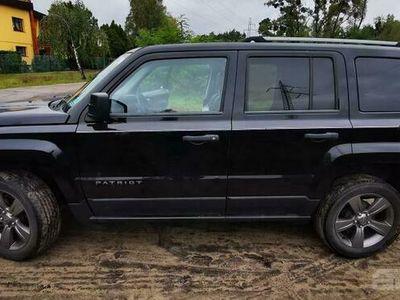 używany Jeep Patriot 2016 PATRIOT SPORT, 2.0 DOHC-156 KM 2016SPORT, 2.0 DOHC-156 KM