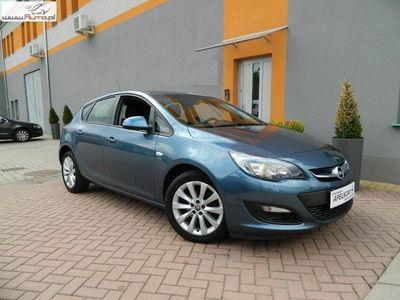 używany Opel Astra 1.4dm3 140KM 2014r. 52 000km 1,4 140KM**Alu 17 cali, 10 ramion *Silnik pod gaz LPG*mały przebieg