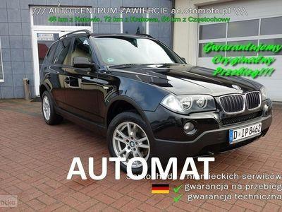 używany BMW X3 2dm 170KM 2008r. 199 000km