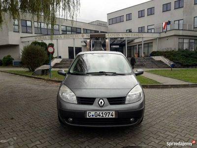 używany Renault Scénic 1.9dm 120KM 2005r. 188 033km