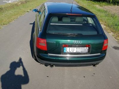 "używany Audi A6 C5 2.7 BiTurbo LPG 18""Alu"