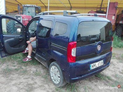 używany Fiat Fiorino QUBO 1,4 benzyna NA CZESCI OKAZJA !!!
