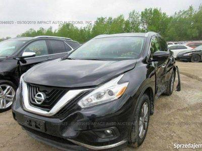 używany Nissan Murano SL 3.5 255KM +48 782236023
