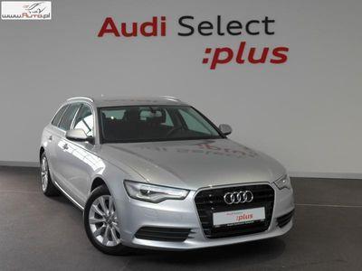brugt Audi A6 2dm3 190KM 2014r. 143 700km Avant 2.0TDI 190KM S-Tronic Xenon. Navi, BOSE FV23 Gwar.12mc