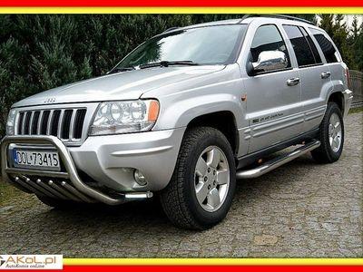 używany Jeep Grand Cherokee 2.7dm 163KM 2004r. 309 000km