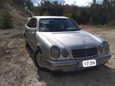 używany Mercedes E220 W210 Elegance Opłaty Na Rok ZOBACZ