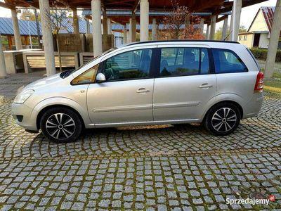 używany Opel Zafira B LIFT 2008r. Bezwypadkowy! 1.9 CDTI 150 km!