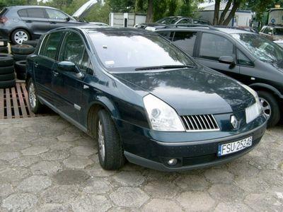 używany Renault Vel Satis 2003 manualna skrzynia biegów diesel