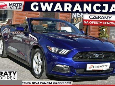 używany Ford Mustang 3.7dm 305KM 2015r. 69 000km