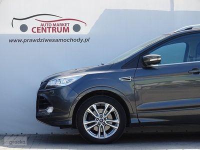 używany Ford Kuga III TDCi 150KM Sport Platinium Salon FR. FV-23%
