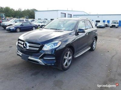 używany Mercedes GLE350 GLE 350 -Benz4matic 3.5 BENZ. 302KM 2018 W166 (2015-2019)