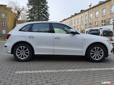 używany Audi Q5 2.0 TDi 2016 Salon PL, Serwis, I wł.
