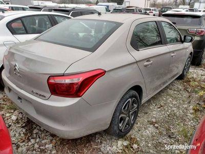 używany Citroën C-Elysee I 1.2dm 82KM 2018r. 3km
