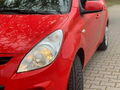 używany Hyundai i20 1.2dm 77KM 2011r. 149 000km