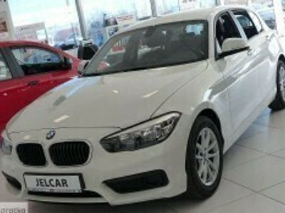 używany BMW 118 SERIA 1 III136KM Nawigacja Gwarancja producenta