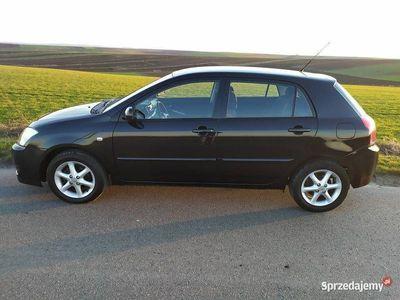 używany Toyota Corolla Lift 1.6 16V - z Niemiec