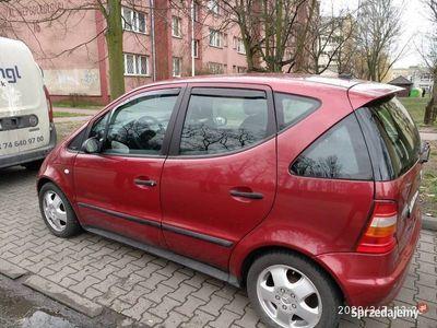 używany Mercedes A140 wersja skandynawska