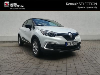używany Renault Captur 0.9 Energy TCe Limited