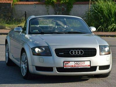 używany Audi TT Roadster Quattro 1.8Turbo 225KM MANUAL 6b 2000r. Skóra IDEAŁ 8N (1998-2006)