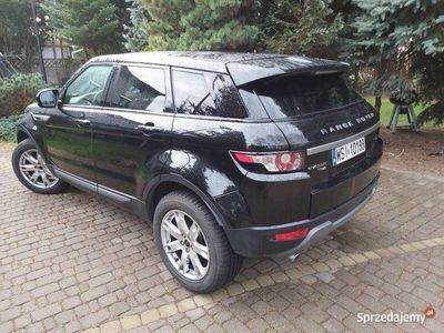 używany Land Rover Range Rover evoque 2.2
