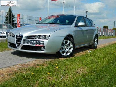 używany Alfa Romeo 159 1.9 2008r. ABS ręczna klima.
