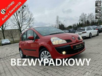 używany Renault Grand Modus 1.1dm 101KM 2009r. 105 822km