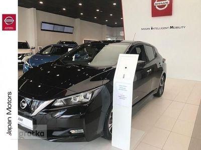 używany Nissan Leaf N Connecta 100% elektryczny najlepsza oferta NOWY 40kWh