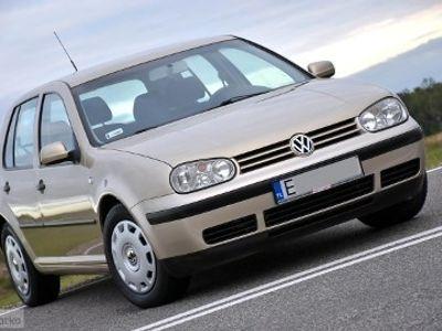 używany VW Golf IV Golf IVEDITION 1.4 75KM Ben. 1WŁ 5drzw