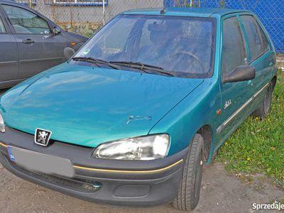 używany Peugeot 106 1996r. 1.0 zarejestrowany zamiana