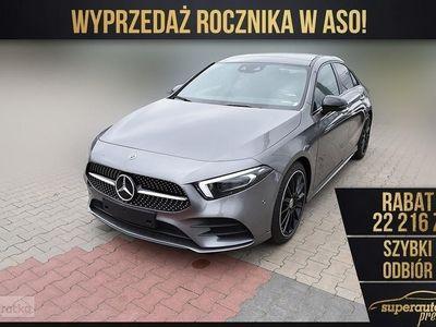 używany Mercedes CLA200 Klasa A 1.3(163KM)  AMG + Premium Plus   Największy wybór aut PREMI