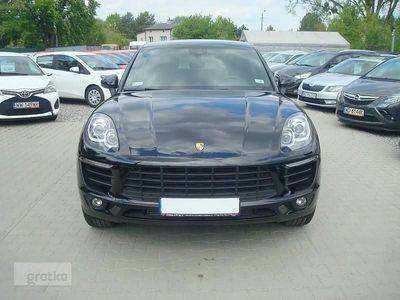 używany Porsche Macan Auto na Gwarancji do 10.2021 roku
