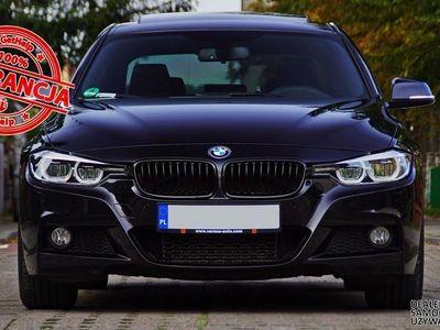 używany BMW 320 2dm 184KM 2015r. 40 000km