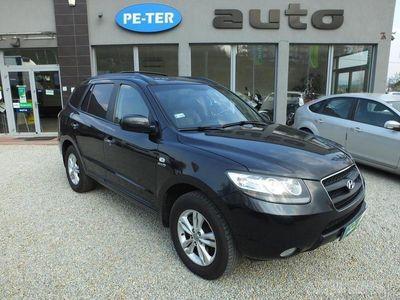 brugt Hyundai Santa Fe 4x4-Skóra-Hak-150PS-Klima
