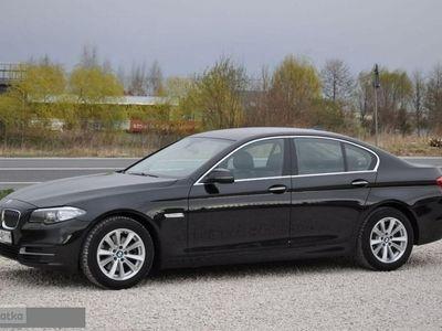 używany BMW 520 2dm 190KM 2016r. 188 000km