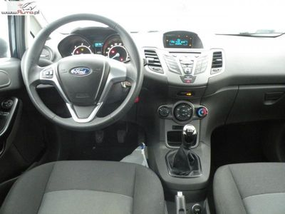 used Ford Fiesta 1.5dm 75KM 2015r. 96 000km