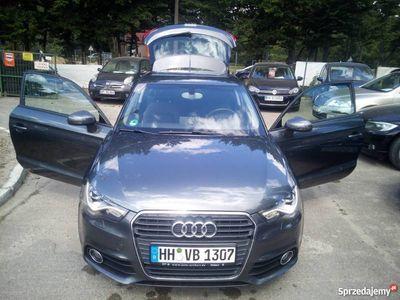 używany Audi A1 1,6Tdi 90kM Navi Bi-xenon