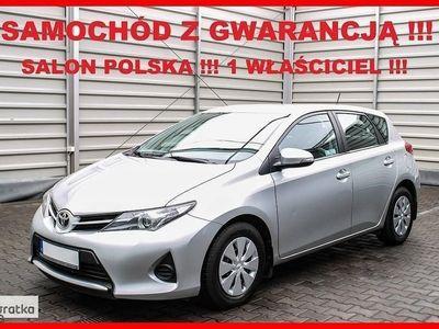 używany Toyota Auris II Salon POLSKA + 1 Właściciel + 100% Serwis !!!