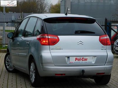 gebraucht Citroën C4 Picasso I 1.8 Benzyna- ESP- Klimatronic- Podgrzewane fotele- Serwis