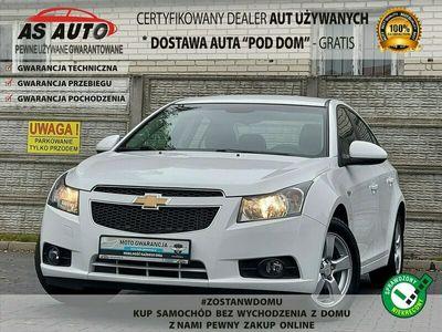 używany Chevrolet Cruze LS 1.8i 141KM Navi/PDC/Alu/Tempomat/AUX/BT/Serwis/GwArAnCjA