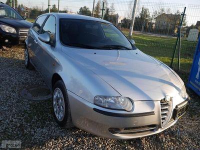 używany Alfa Romeo 147 1.6 Klima Serwis I-właściciel