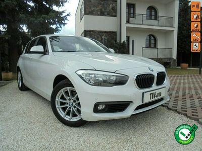używany BMW 118 1.5dm 136KM 2019r. 35 000km