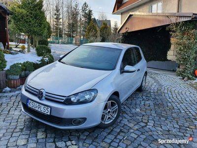 używany VW Golf VI 6 1.6 TDI 105 km
