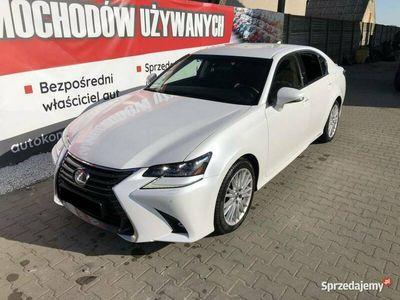 używany Lexus GS450H