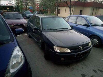 używany Peugeot 306 306 2dm3 90KM 2000r. 340 000km2.0 HDI, rocznik 2000 do uzgodnienia