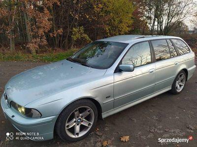 używany BMW 525 E39 Touring d nie tds Zadbany stan bez nivo